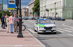 Winter City team to complete its first self-driving ride on the roads of Saint Petersburg